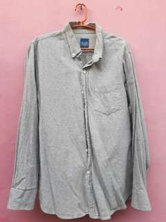 Plain Gray Long Sleeves