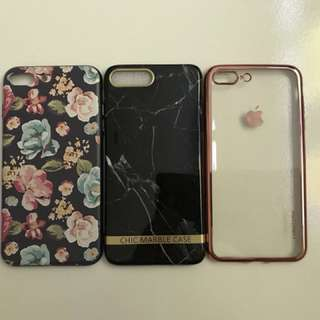 preloved case for iphone 7 plus or 8 plus