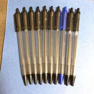 Mitsubishi原子筆10支