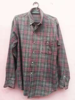 Checked Long Sleeves