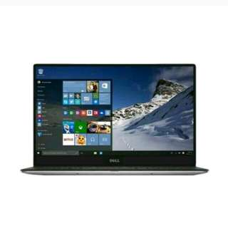 DELL XPS 13 9360 Notebook i7 8gb Kredit tanpa CC free 1x angsuran