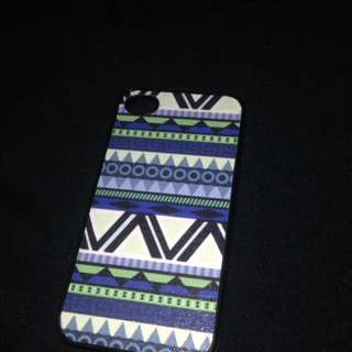 Aztec case for iphone 4/4s