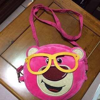 🚚 正版迪士尼 熊抱哥相機包、大圓包、斜背包