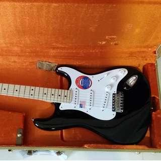Eric Clapton Fender Stratocaster Blackie