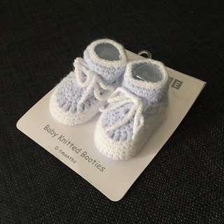 Sepatu Wool Bayi Newborn