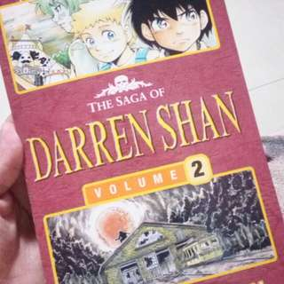 THE SAGA OF DARREN SHAN VOLUME 2