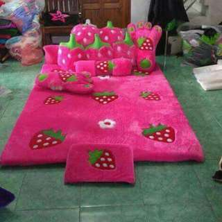 Karpet Karakter Full Set 2