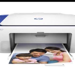Brand new HP wireless all in one AIO printer 2621
