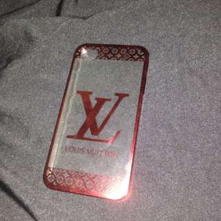 LV Case for iphone 4/4s