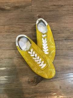 D&G shoes yellow casual ( dolce & Gabbana )