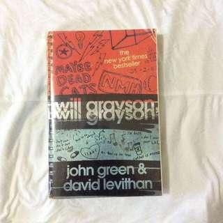 John Green Will Grayson Will Grayson