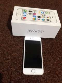 Iphone 5s 16GB (white)