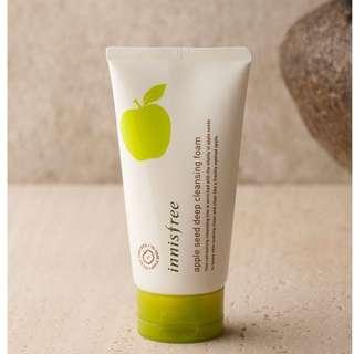 BN Innisfree Apple Seed Deep Cleansing Foam 150ml