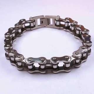 Wheel men bracelet