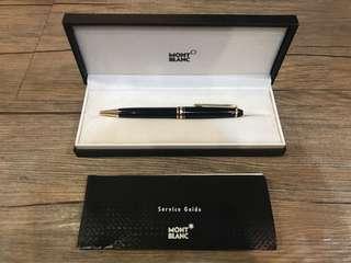 Montblanc pen meisterstruck