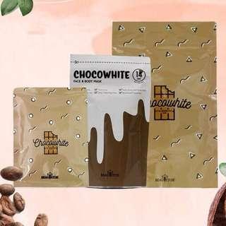 Chocowhite 100% Organic Mask