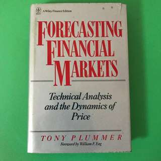 FORECASTING FINANCIAL MARKETS - TRADING INVESTMENT TECHNICAL ANALYSIS PRICING