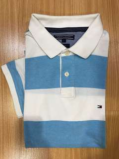 Tommy hilfiger mens polo size L