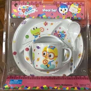 Pororo meal set