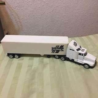 貨車模型 7成新