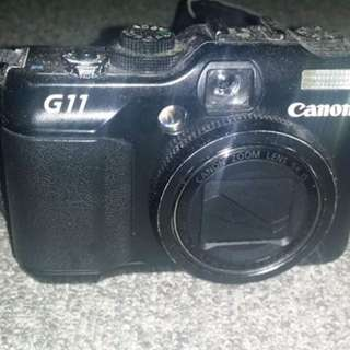 Canon g11 Second hand