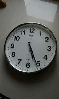 90'S Seiko Clock