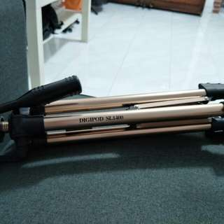 Camera Tripod (Used But Like New)