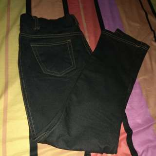 Legging semi jeans