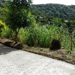 235 Sqm Overlooking Lot In Tagaytay Sale Or Swap To Your Car 👍👍👍