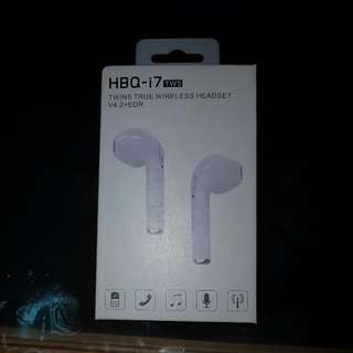 HBQ-i7 Wireless Earpiece
