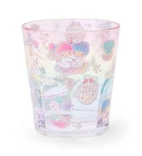 日本 Sanrio 直送 Little Twin Stars 樹脂膠杯