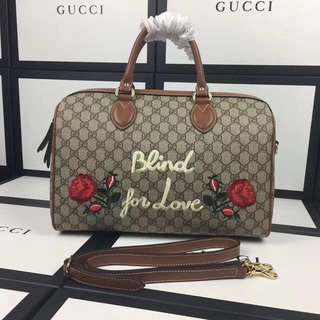 Gucci Supreme top Handle