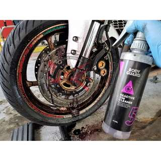 Rim Cleaner / Reactive Rim Cleaner / Yamaha Fazer FZ8S