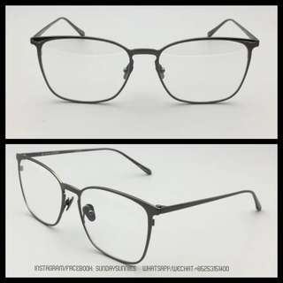 Linda Farrow LFL469 titanium eyewear 鈦金屬眼鏡
