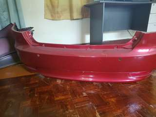 Proton Saga Flx Rear Bumper