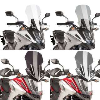 Honda NC750X Puig Windscreen
