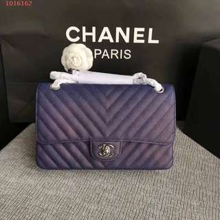 Chanel Jumbo Chevron