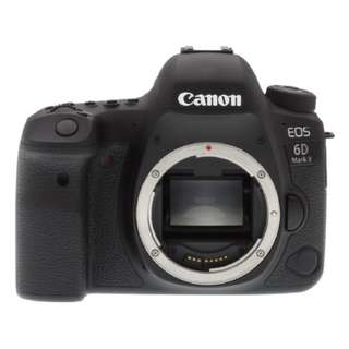 NEW Canon 6D Mark II Camera Body