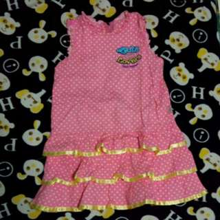 dress for 3-4-5yrs old