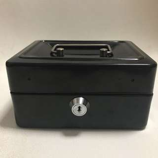 Black Safety Security Box - Small