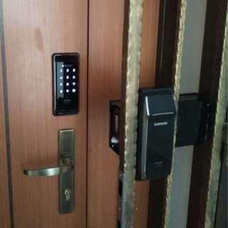 Samsung Digital Lock for Gate & Door