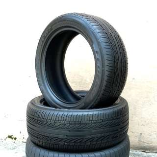 Used 205/55 R17(Sold) Federal (2pcs) 🙋‍♂️