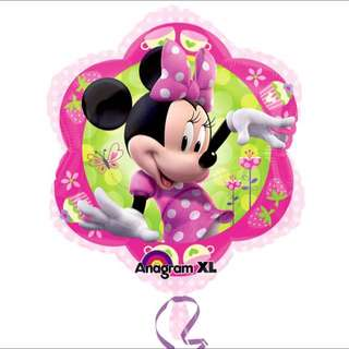 Minnie Mouse Foil Balloon