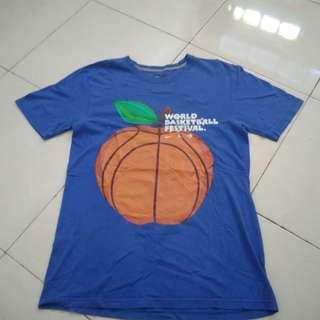 Kaos nike basket size M