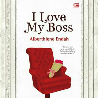 ebook ~ I love my boss