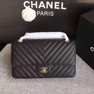 Chanel Flap Bags Chevron