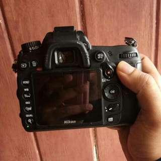 Nikon Body D7000 SC14k