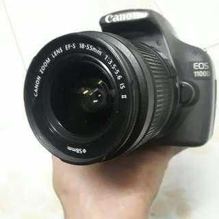 Canon eos 1100 D grey