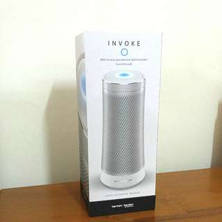 BNIB Harman Kardon Invoke speaker with Cortana by Microsoft