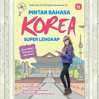ebook ~ Buku pintar bahasa korea
